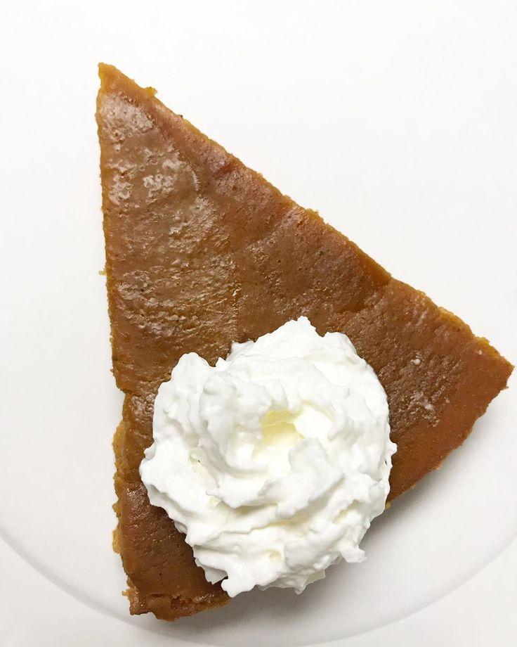 Receta de Pastel de Calabaza o Pumpkin Pie Keto!! Ingredientes:…