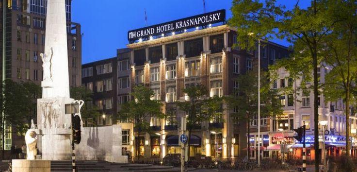 NH Amsterdam Grand Hotel Krasnapolsky - http://www.absolut-amsterdam.com/nh-amsterdam-grand-hotel-krasnapolsky/