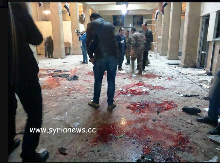 Washington, London & Paris Kill Dozens in Twin Explosions in Damascus   Syria News