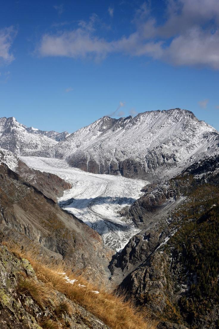 Aletschgletscher, Valais