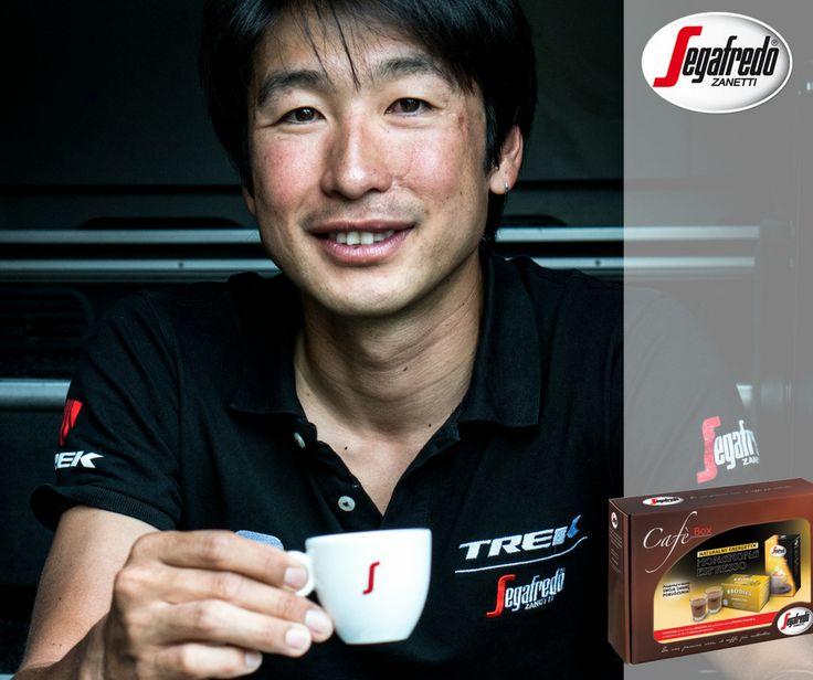 Wszystkim zapalonym kolarzom przypominamy o dzisiejszym Międzynarodowym Święcie Roweru! Każdemu, kto planuje dziś przejażdzkę na dwóch kółkach polecamy naturalny energetyk Hongkong Espreesso. Dzięki dodaniu do espresso czarnej herbaty Darjeeling uzyskacie podwójną moc pobudzenia! http://www.sklepsegafredo.pl/hongkong-espresso,id141.html #Segafredo #SklepSegafredo #HongkongEspresso #PowerOdCoffee #TrekSegafredo #FumyiukiBeppu #Bike #Power #Coffee #Tea
