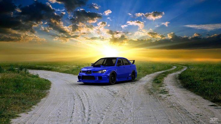 Checkout my tuning #Subaru #ImprezaS204 2006 at 3DTuning #3dtuning #tuning