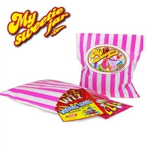 Popping Candy Sweet Bag | Sweet Bags from 0.99p