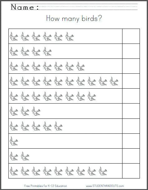 Electrond : addition worksheets grade 8. number counting ...