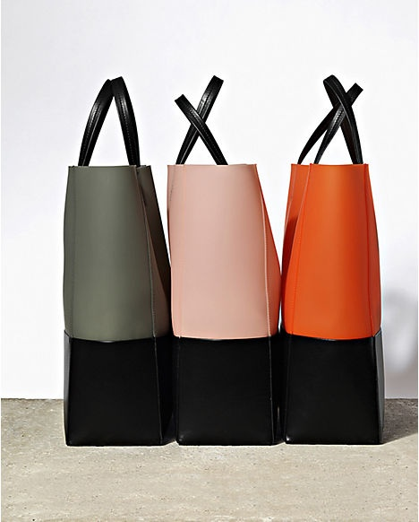 Celine - the colours could have been borrowed from a Fifties Vogue shoot!