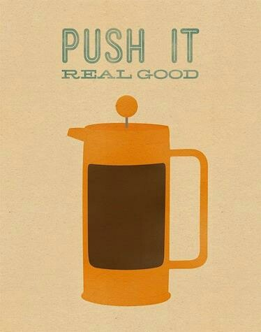 Push it real good... Perk me up Baby!!