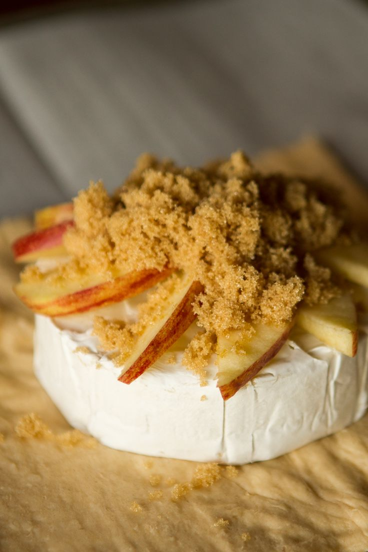Make Entertaining Memorable with this Crescent-Wrapped Apple Brie Appetizer. Use Joan of Arc® Brie and Keep Your Guests Asking for More!
