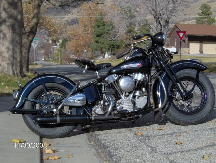 Harley Davidson: 44 Best Harley Davidson Knuckleheads