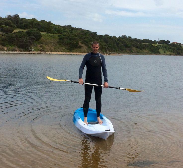 SUPB or a Glide Kayak?