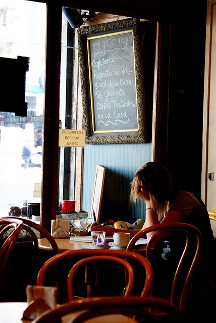#PorteñoLifestyle El Gato Negro, classical coffee bar in Buenos Aires where you can buy high quality spices.
