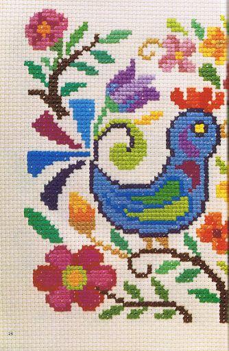 Ondori Janpan - Cross Stitch Designs 1 - 幽兰 - Álbumes web de Picasa