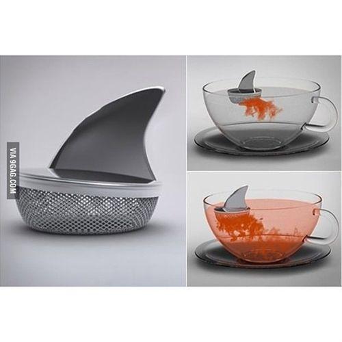 Tea shark time!