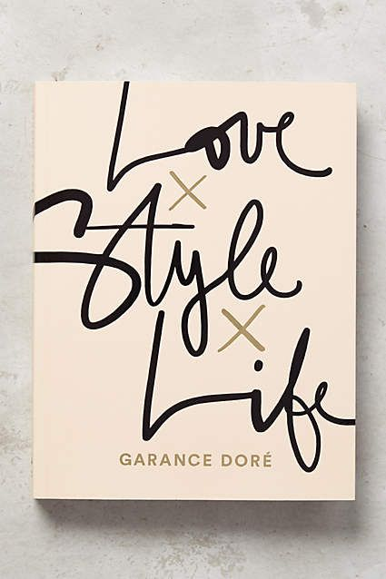 """""""The guardian of all style"""" according to New York Times Magazine, Garance Doré has captivated millions of readers worldwide with her fresh and appealing approach to style and storytelling on her eponymous blog. This gorgeously illustrated book takes readers on a unique narrative journey that blends Garance's inimitable photography and illustrations with candid wisdom drawn from her life and travels. #anthropolgie #love #love #life #style #kasestyles"""