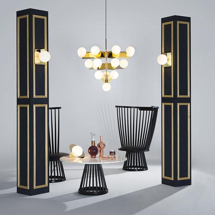 Modern furniture |Plane Tom Dixon  | www.bocadolobo.com/ #luxuryfurniture #designfurniture