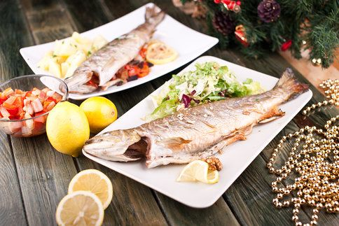 Ryby k Vánocům patří. Ale co když neradi kapra? Vyřešeno!