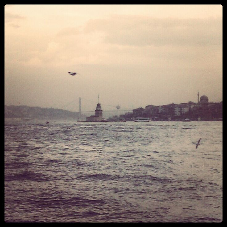 İstanbul'da bilmem hangi bahar?