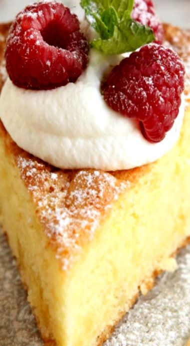Lemon Olive Oil Cake ~ Light and tender, this cake is easy enough for casual weeknights,  but fancy enough to impress weekend dinner guests.