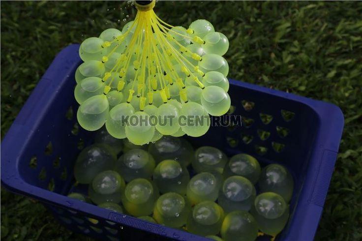 Zuru - Vodní balónková bitva 3 pack - 100 balónkových bomb