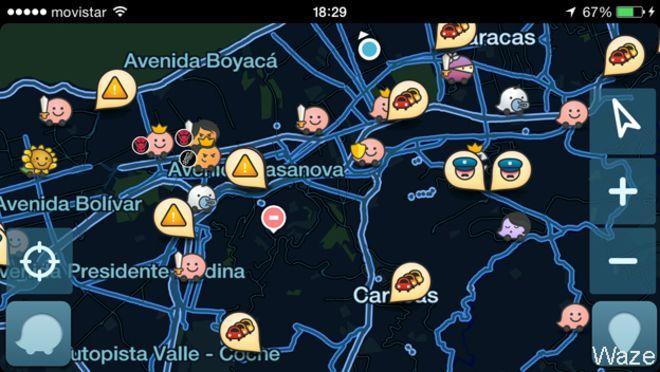 Por que o Waze faz tanto sucesso? Evitar multas de trânsito,fiscalização, congestionamentos são algumas das razões +http://brml.co/1MBtUlk