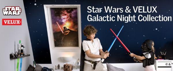 Lássa vendégül a Star Wars hősöket a VELUX fényzáró rolói segítségével!   Költöztesse tetőterébe a Star Wars hőseit most a VELUX fényzáró rolók segítségével!     A népszerű jelenetekkel ellátott termékek azon túl, hogy mosolyt csalnak gyermeke arcára rendelkeznek minden olyan tulajdonsággal, amelyek elősegítik...