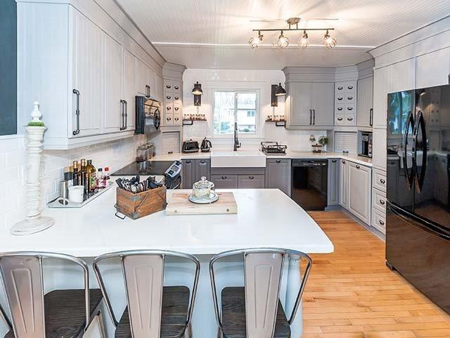 #kitchen #kitchendesign #kitchenideas #inspiration #kitcheninspo #dreamkitchen #industrialkitchen #farmhousekitchen #design #designer #yorkregion #symphonyofcolour