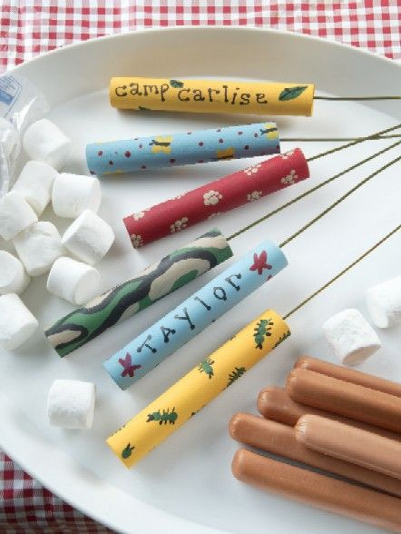 WOW - - this is a very cool idea.  With these we would know who left their marshmallow stick laying on the ground.  I am making these the next chance I get!!D09_0710POF_email