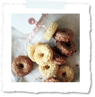 Fitness first :: Protein-Frühstücks-Donuts