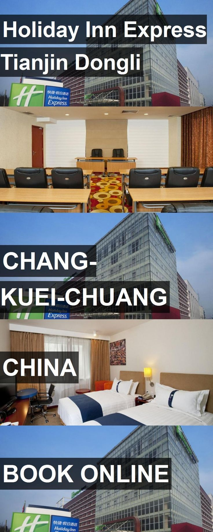 Hotel Holiday Inn Express Tianjin Dongli in Chang-kuei-chuang, China. For more information, photos, reviews and best prices please follow the link. #China #Chang-kuei-chuang #travel #vacation #hotel