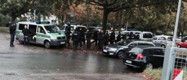 Noticias ao Minuto - Parte de cidade alemã é evacuada após ameaça terrorista