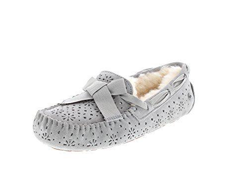 3a68505fdd4 UGG Womens Dakota Sunshine Perf Slipper Seal Size 6 * See this great ...