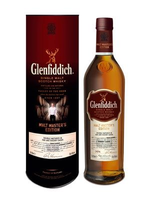 Quite possibly the pinnacle of scotch is a limited edition, sherry-cask-aged bottle from legendary distiller Glenfiddich.