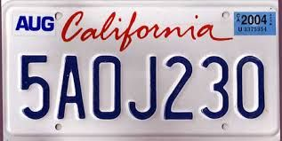 Image result for license plate