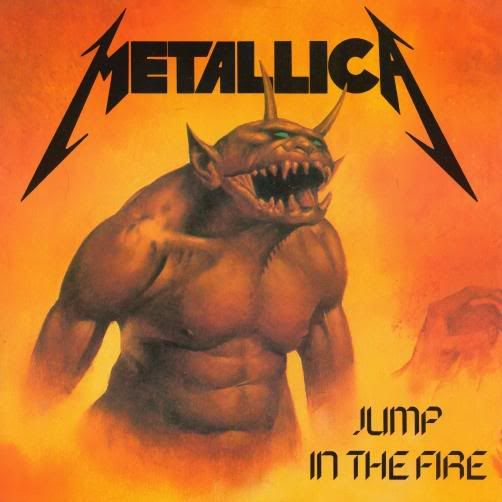 Metallica Jump In The Fire 75 best images about A...