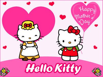 Happy Mothers Day Hello Kitty mothers day happy mothers day mothers day quotes happy mothers day quotes mothers day quote mother's day
