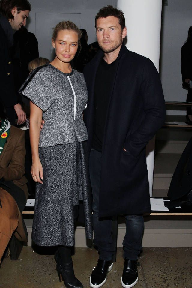 See who sat front row at New York Fashion Week- and what they wore!