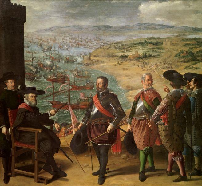 Zurbaran. Defensa de Cádiz contra los ingleses - Colección - Museo Nacional del Prado