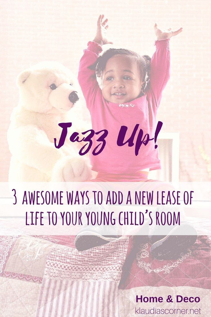Kids Bedroom Ideas - 3 Ways To Jazz Up Your Child's Bedroom Remember when getting sent to your room was a punishment? Well with these ideas that might no longer be the case. Whether you've got teenagers who spend most of their day in bed or young children who need somewhere awesome to play, with this three amazing ways to jazz up the children's rooms, you'll struggle to get them out.