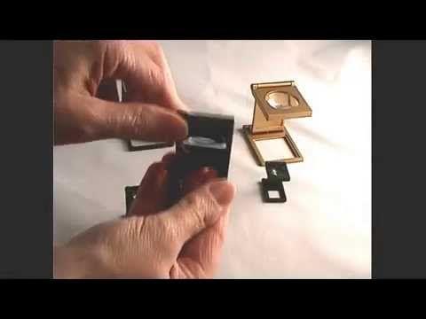 Lentino - Contafili - lente d'ingrandimento