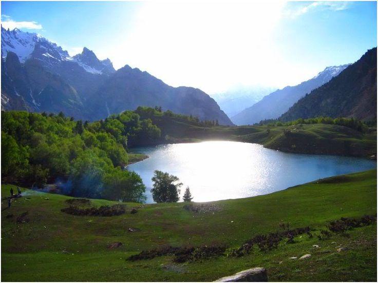 3. Kutwal Lake, Haramosh valley, GB