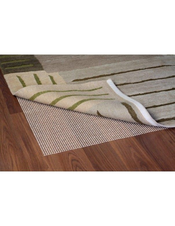 Eco Rug Pad Ivory (5ft. X 8ft. ) Padding Ultra Stop by MSM - $39.99