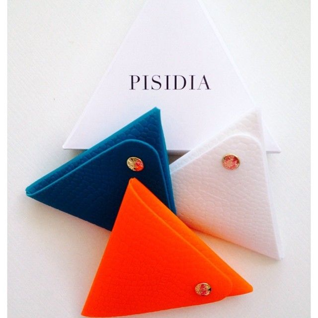 Pisidia Silicone Origami Coin Purse