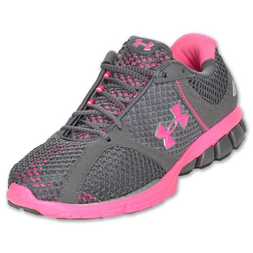 Popular Under Armour Women39s Micro G Mantis Running Shoes  BlackPink Sports
