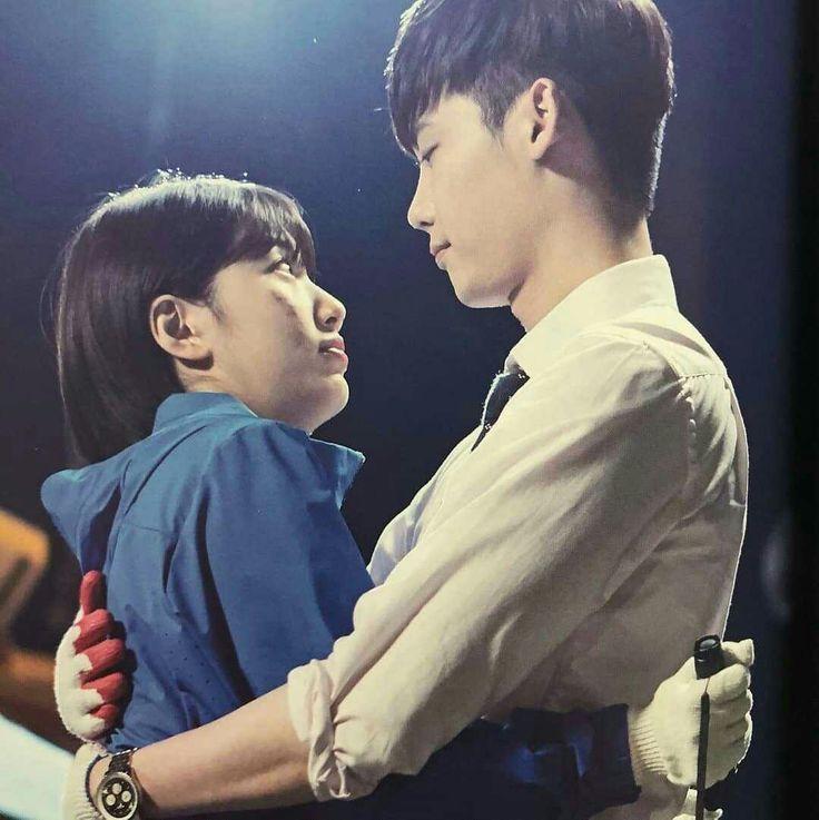 Suzy Bae and Lee Jong Suk | While You Were Sleeping drama photo essay 2017