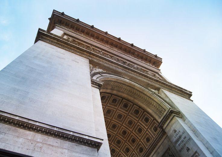 Arc de Triomphe, Paris by Yoeri Khyrian Jonker