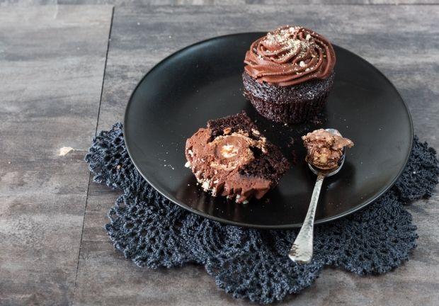 Ferrero Rocher cupcakes-opskrift