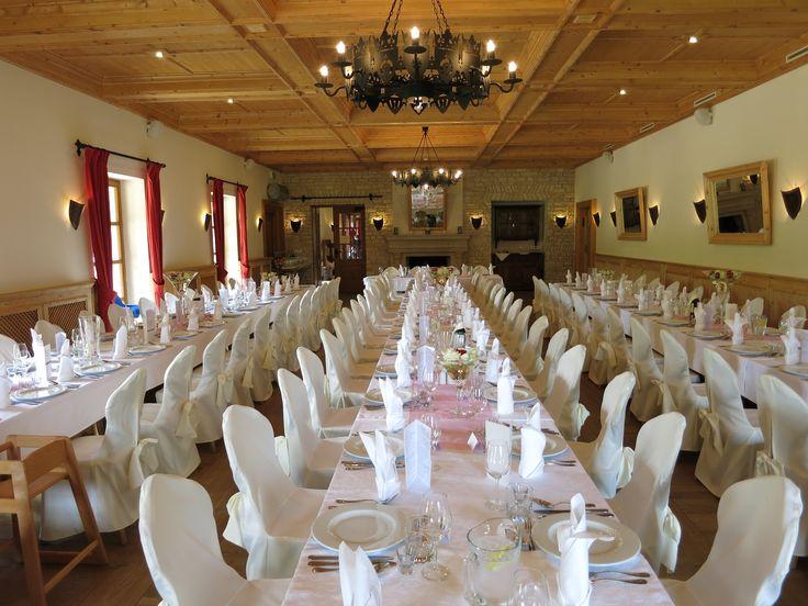 #Wesele w Restauracji Zamek Bobolice / #Wedding in #Restaurant Castle Bobolice