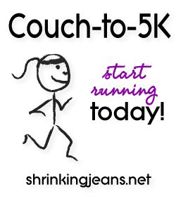 C25K--If I can do this, anybody can! And I hated running...until now!!! (CW)