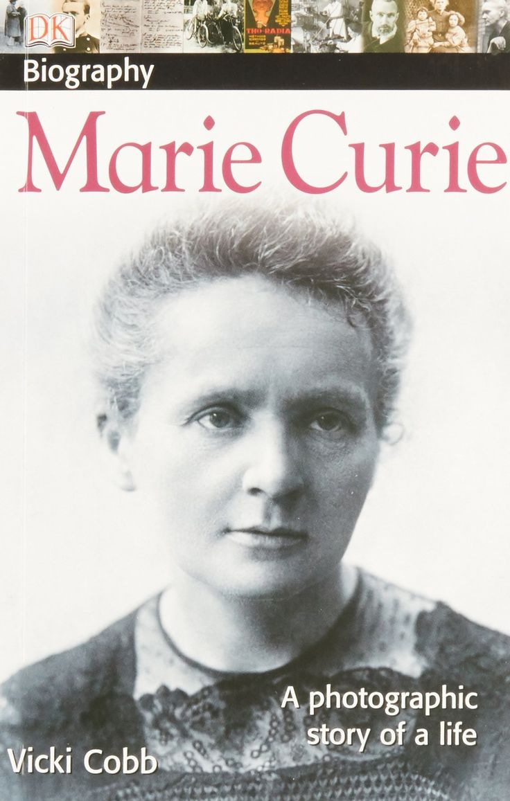 Marie Curie DK Biography