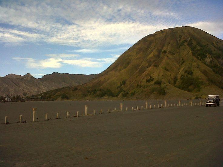 Batur Mount at Bromo Tengger  - East Java! Really wonderful Indonesia