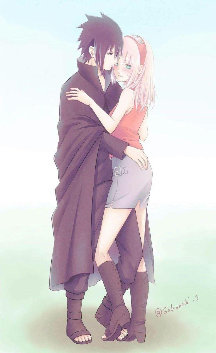 Naruto sakura sasuke threesome — img 1